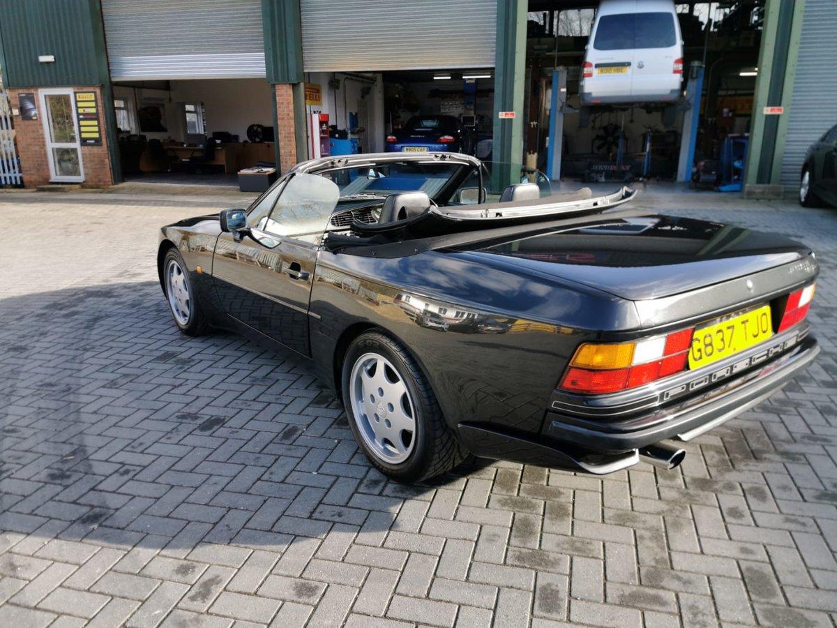 1989 Porsche 944S2 Cabriolet For Sale (picture 3 of 6)