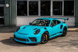 Picture of Porsche GT3 RS 2018 SOLD