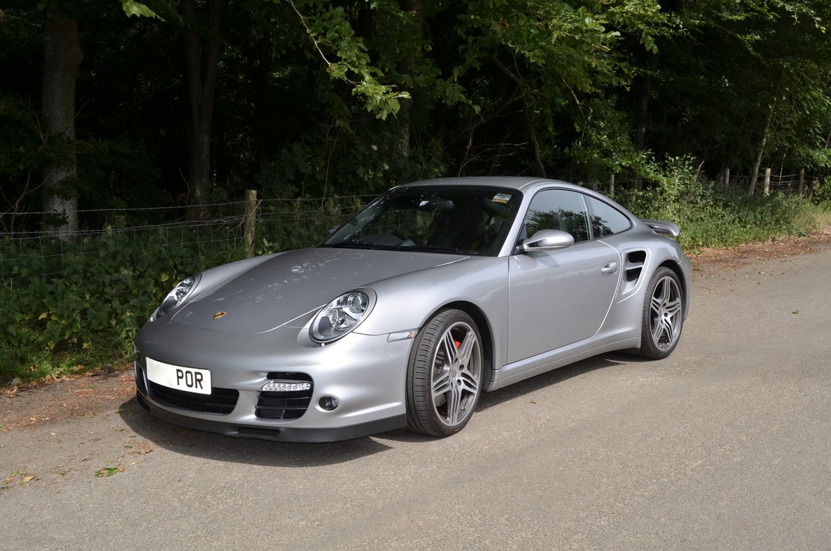 2008 Porsche 997 Turbo (Manual) SOLD (picture 1 of 6)