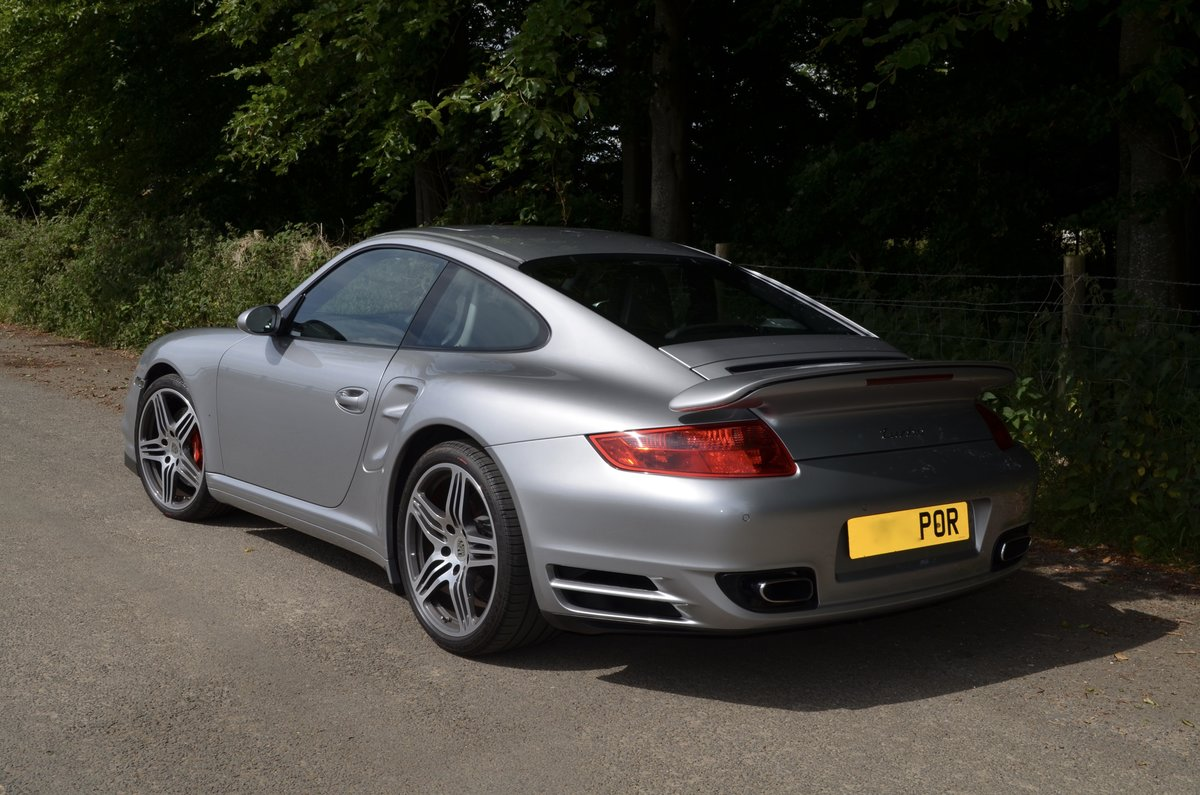 2008 Porsche 997 Turbo (Manual) SOLD (picture 2 of 6)