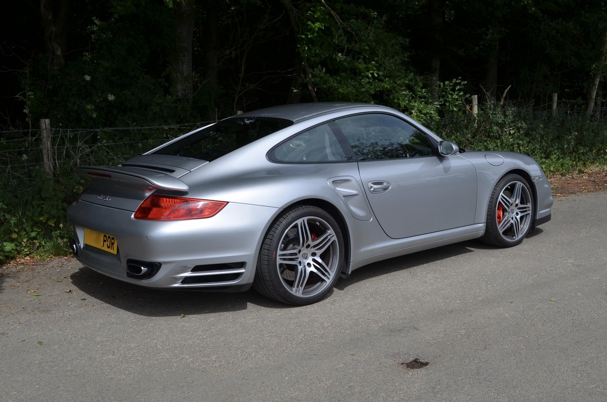 2008 Porsche 997 Turbo (Manual) SOLD (picture 3 of 6)