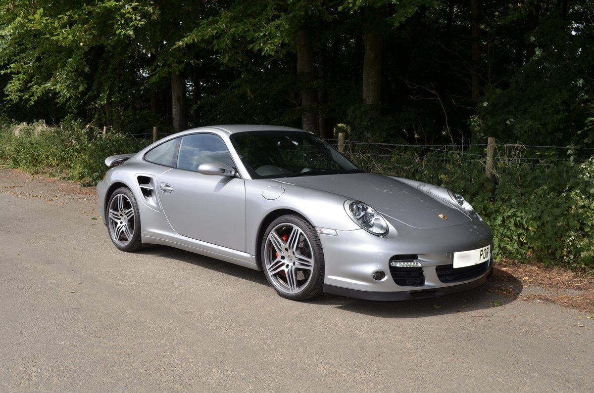 2008 Porsche 997 Turbo (Manual) SOLD (picture 4 of 6)