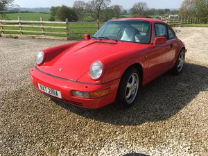Porsche 964 C2 Manual