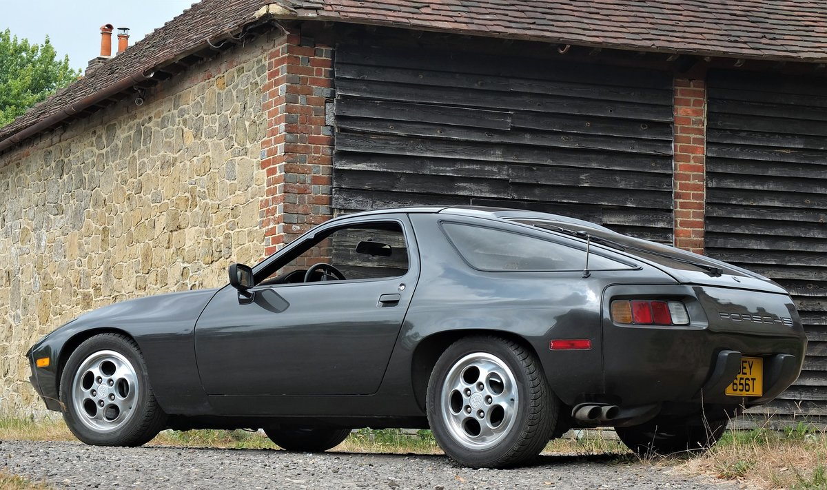 1978 Porsche 928, 5 speed manual (Historic status) For Sale (picture 2 of 6)