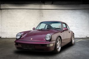 1991 Porsche 964 Carrera 4 3,6