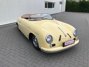 1955 Porsche 356 Pre A Speedster * TOP Restoration *