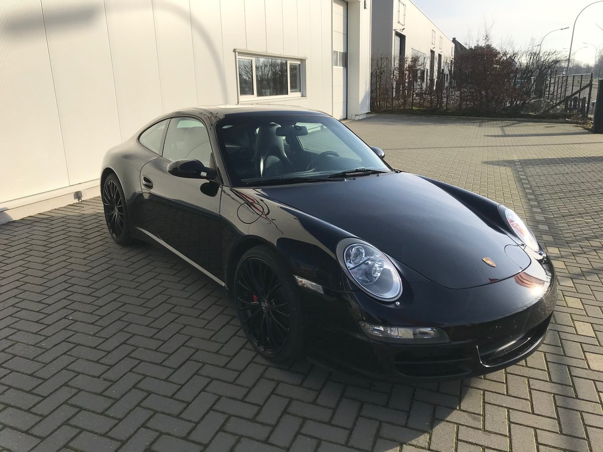 2006 Porsche 911 Carrera S 997 * NEW ENGINE * For Sale (picture 1 of 6)