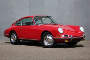 "1966 Porsche 911 Coupé ""0-Series"" LHD"