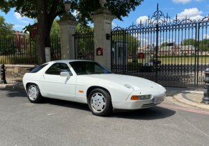 1990  Porsche 928S4 - an unbelievable 5.400 miles only