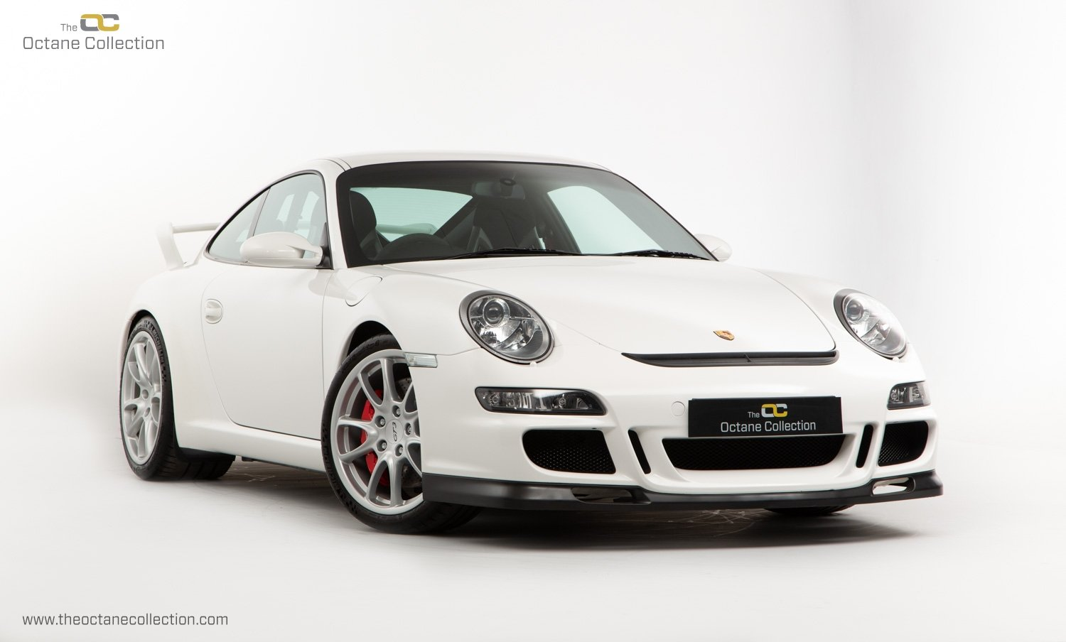 2007 PORSCHE 911 (997) GT3 CLUBSPORT // FSH // CLUBSPORT PACK For Sale (picture 1 of 6)