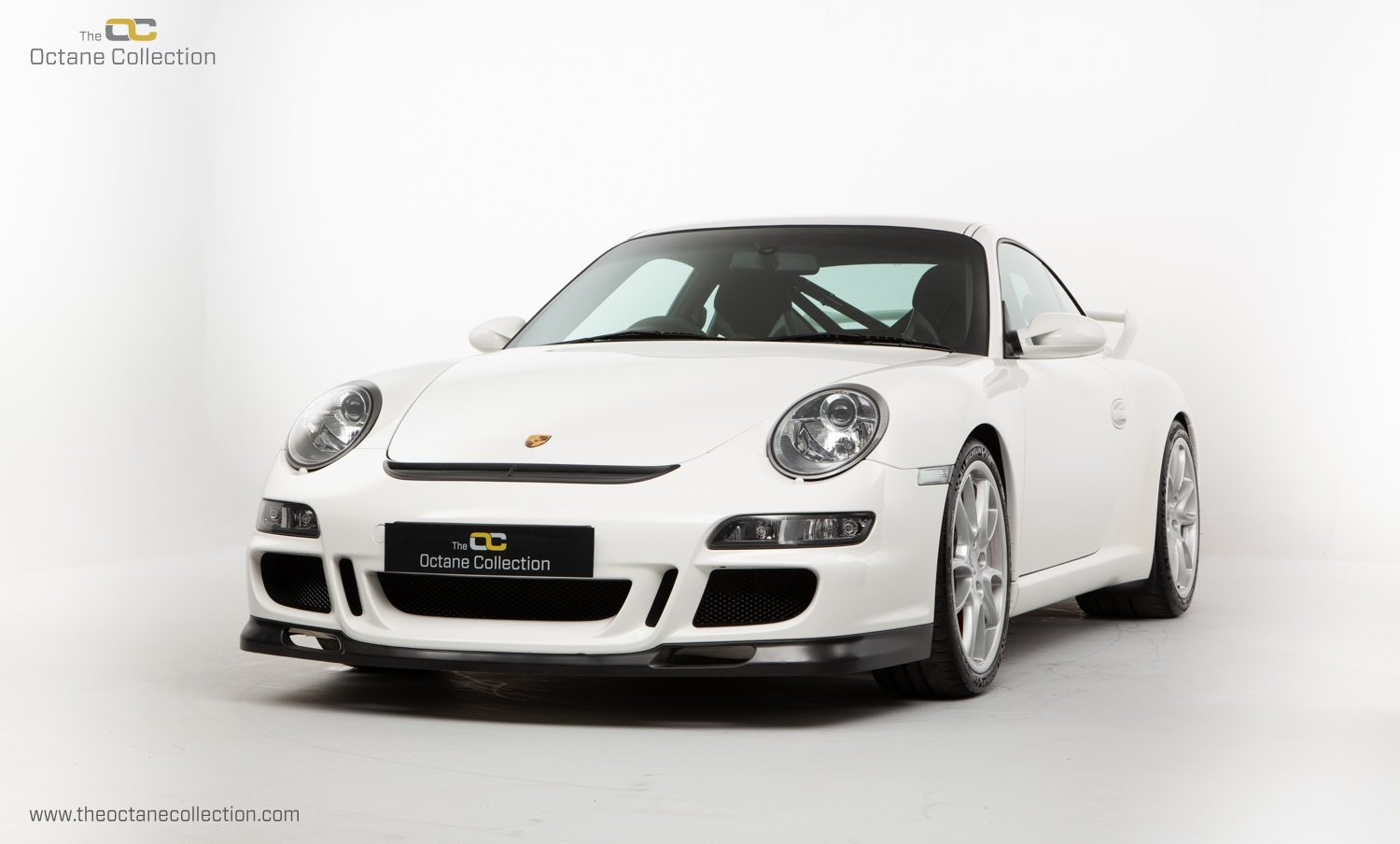 2007 PORSCHE 911 (997) GT3 CLUBSPORT // FSH // CLUBSPORT PACK For Sale (picture 2 of 6)