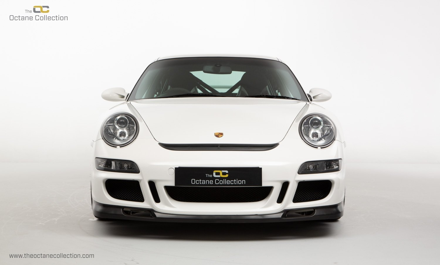 2007 PORSCHE 911 (997) GT3 CLUBSPORT // FSH // CLUBSPORT PACK For Sale (picture 3 of 6)