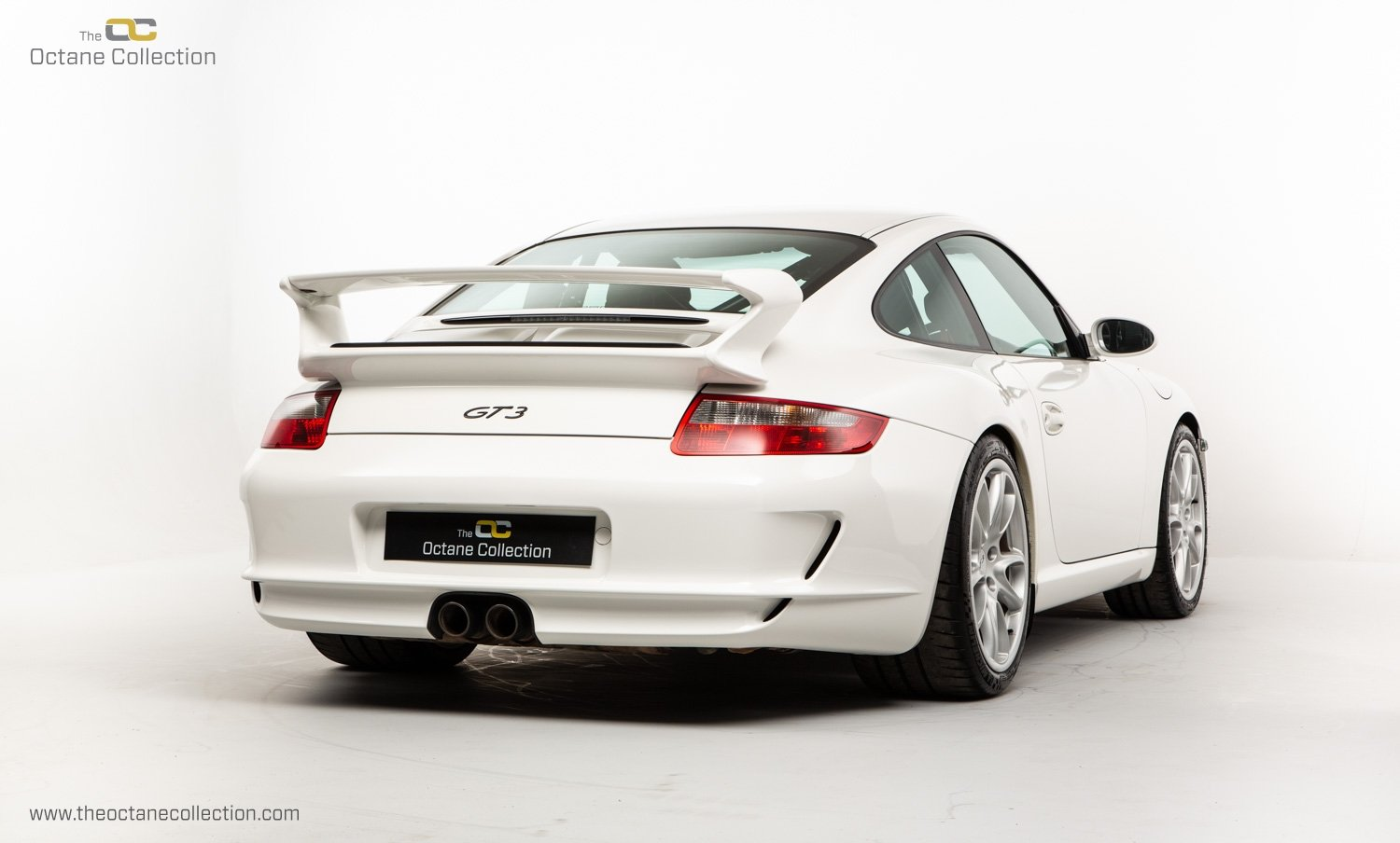 2007 PORSCHE 911 (997) GT3 CLUBSPORT // FSH // CLUBSPORT PACK For Sale (picture 5 of 6)