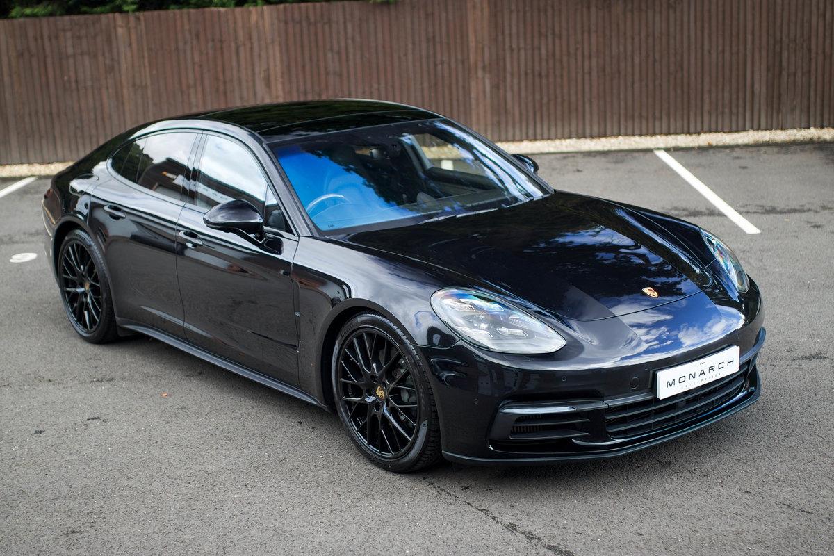 2016/66 Porsche Panamera 4S Diesel For Sale (picture 1 of 6)