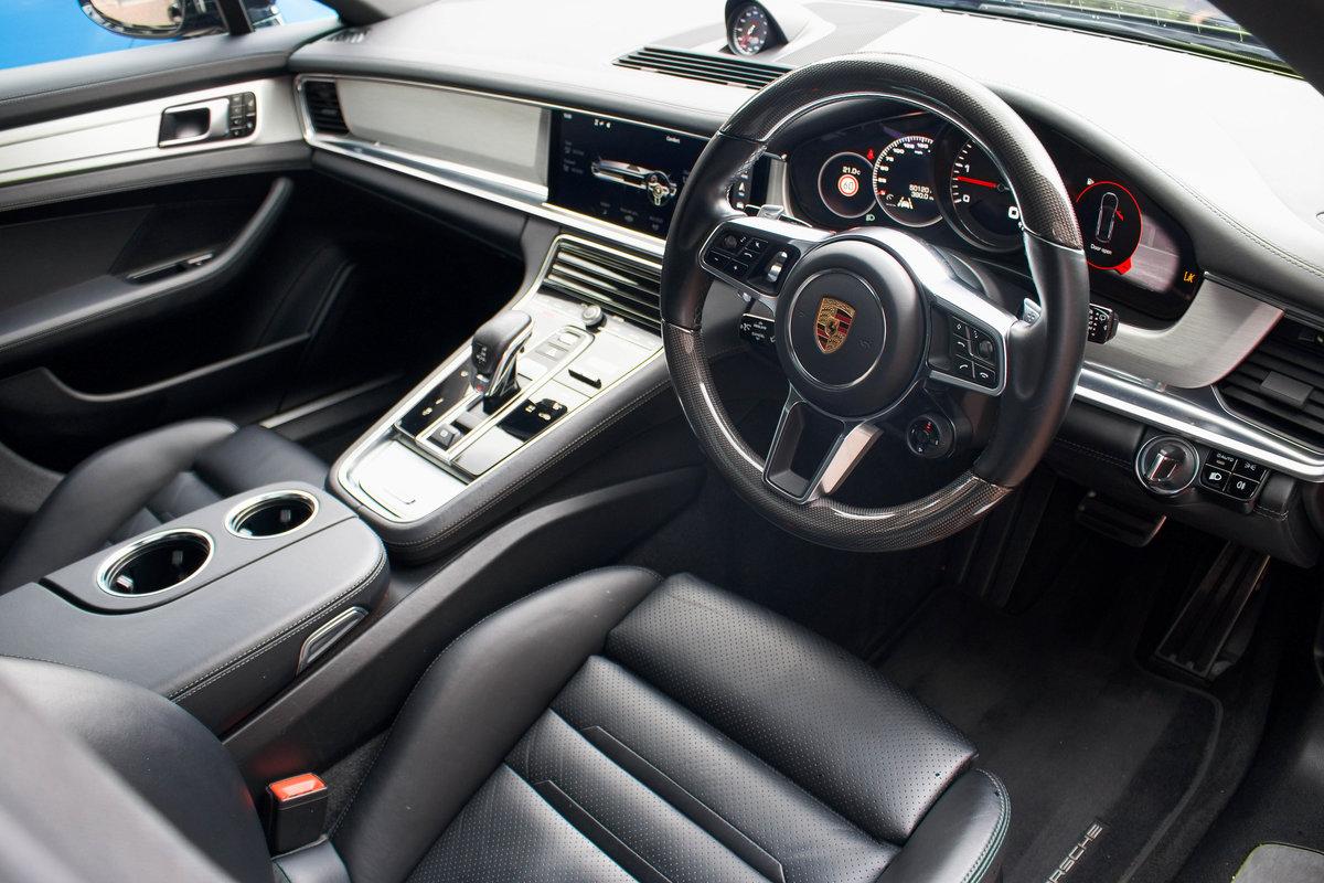 2016/66 Porsche Panamera 4S Diesel For Sale (picture 5 of 6)