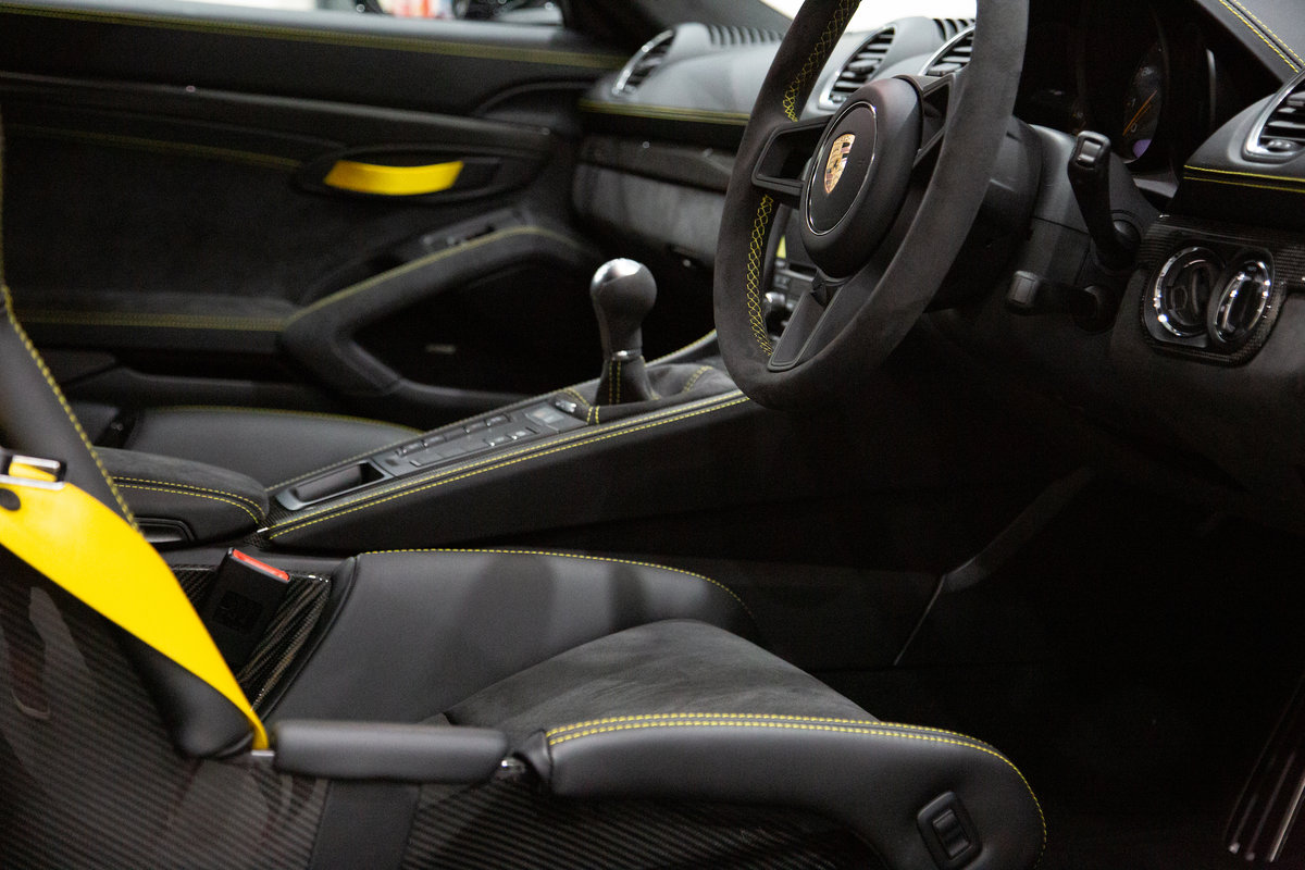 2020 Porsche 718 Cayman GT4 For Sale (picture 5 of 6)