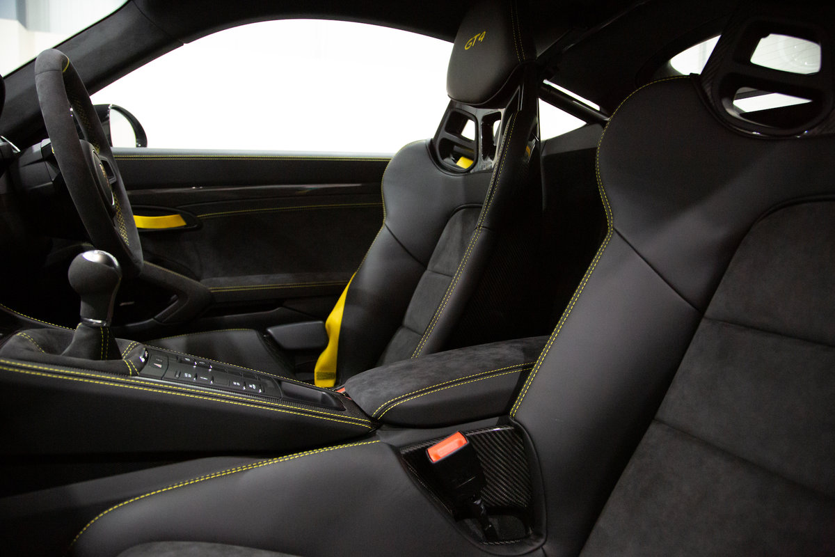 2020 Porsche 718 Cayman GT4 For Sale (picture 6 of 6)