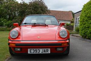 1988 Porsche 911 3.2 Supersport