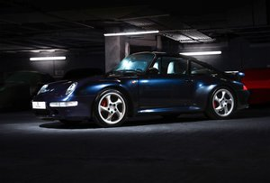 Porsche 911 993 Turbo LHD