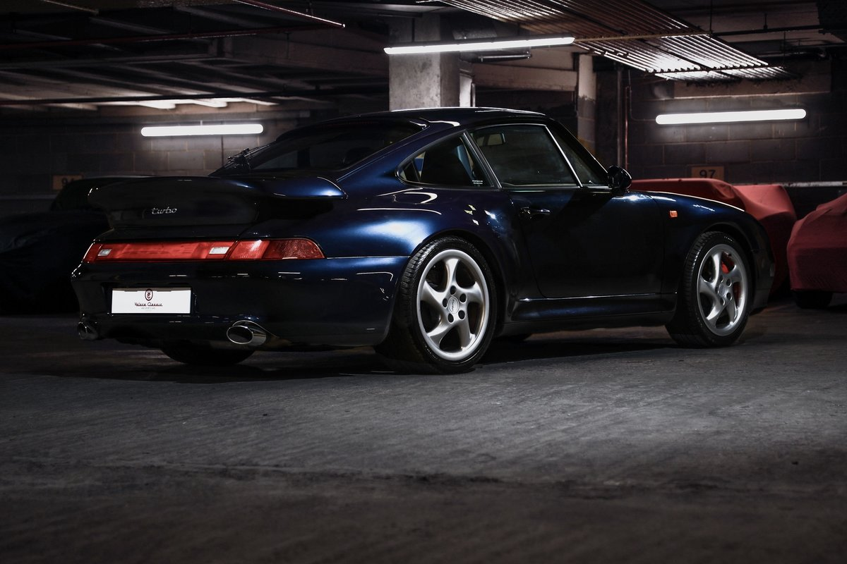1997 Porsche 911 993 Turbo LHD  For Sale (picture 3 of 17)