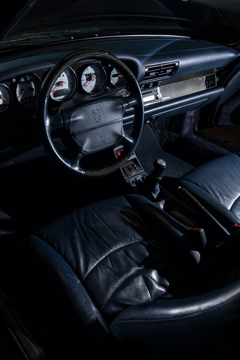 1997 Porsche 911 993 Turbo LHD  For Sale (picture 7 of 17)