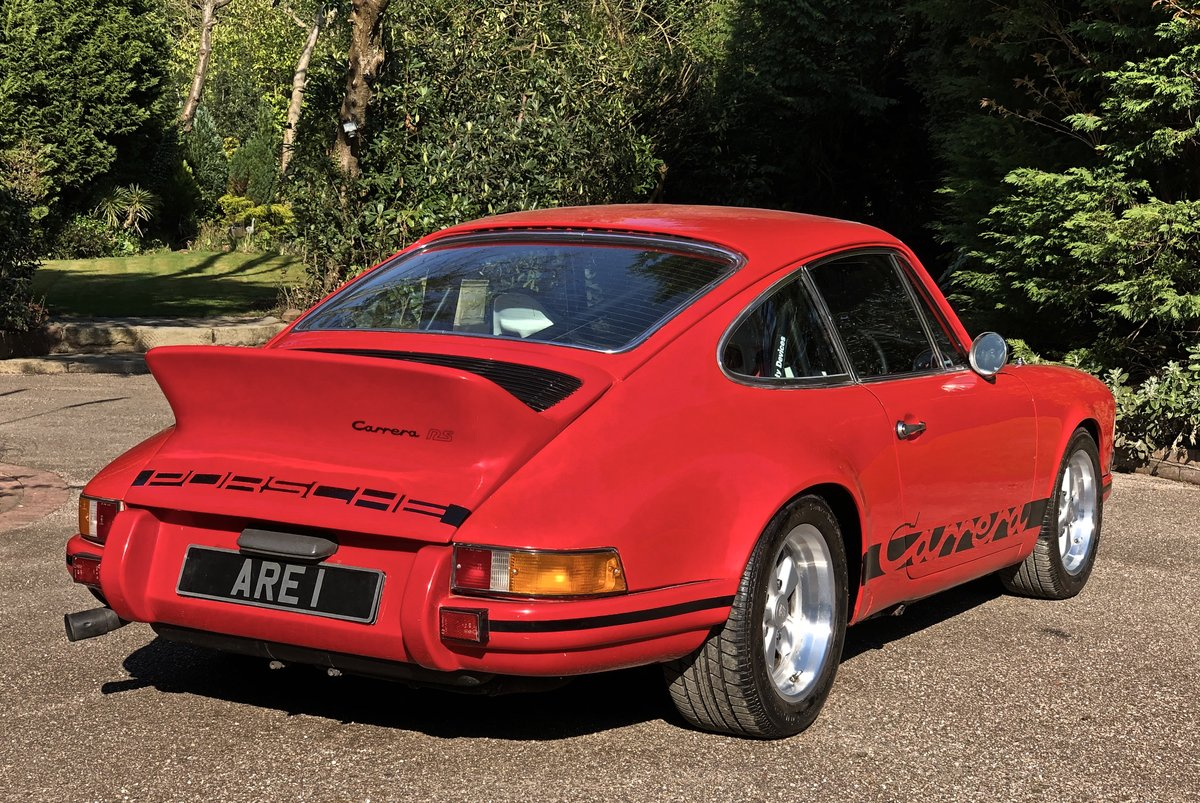 1972 PORSCHE 911 Carrara RS Touring Evocation Uk example ( 911E ) For Sale (picture 3 of 6)