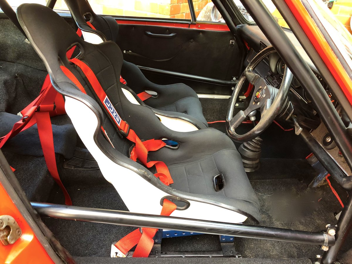 1972 PORSCHE 911 Carrara RS Touring Evocation Uk example ( 911E ) For Sale (picture 4 of 6)