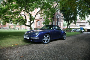 Picture of 1997 Porsche 993 C2S RHD in manual - Zenith Blue
