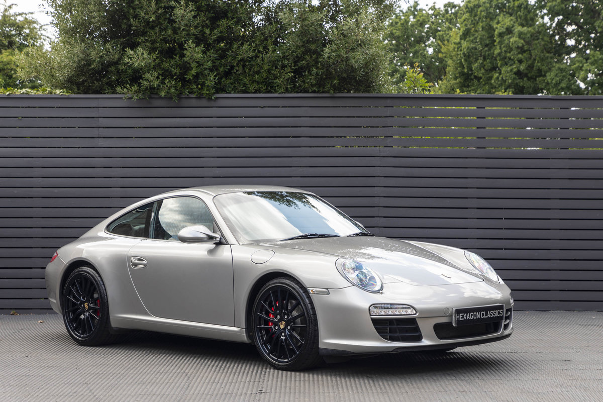 2011 PORSCHE 911 (997) CARRERA 2S PDK COUPE GEN II For Sale (picture 1 of 6)