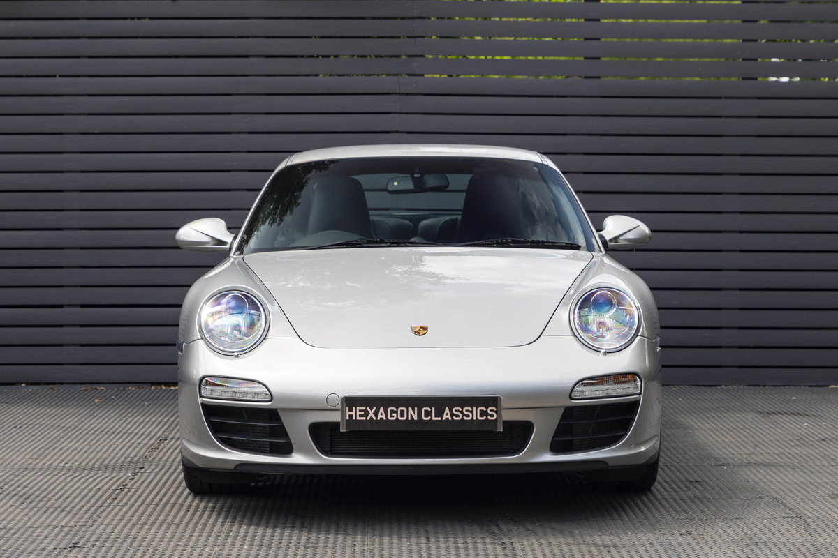 2011 PORSCHE 911 (997) CARRERA 2S PDK COUPE GEN II For Sale (picture 2 of 6)