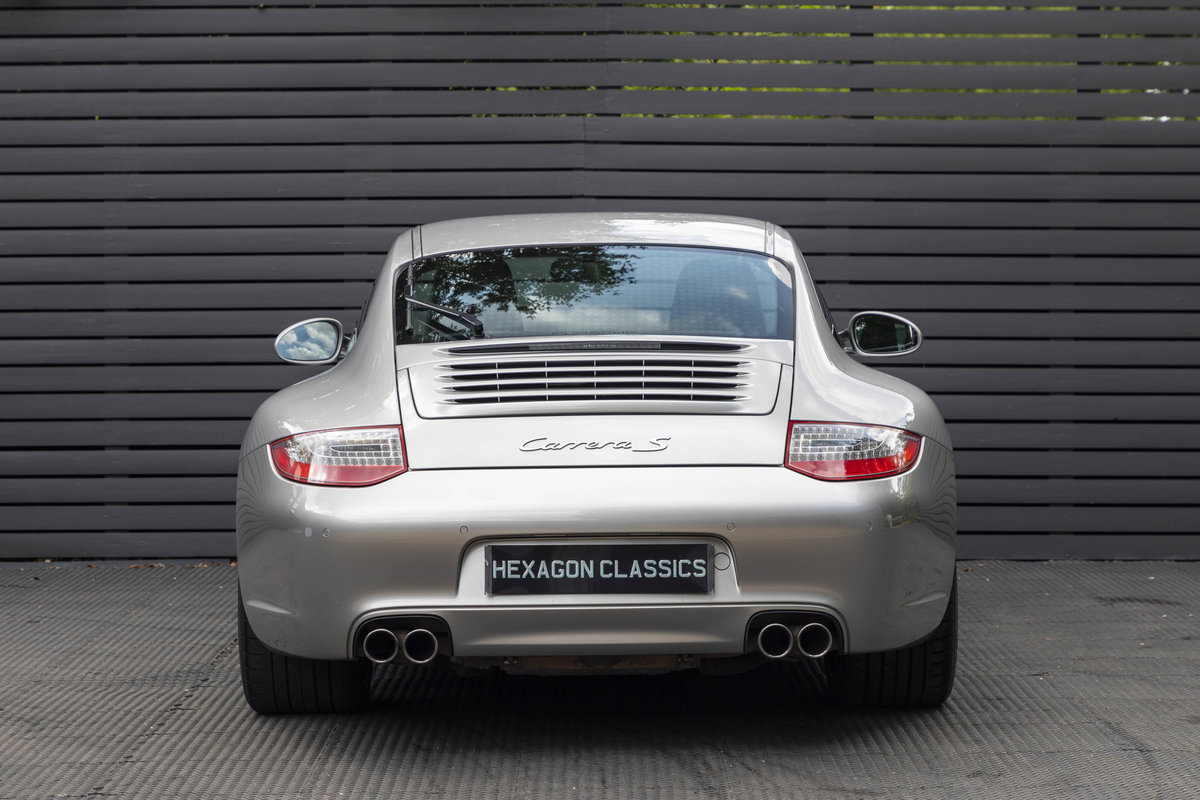 2011 PORSCHE 911 (997) CARRERA 2S PDK COUPE GEN II For Sale (picture 3 of 6)