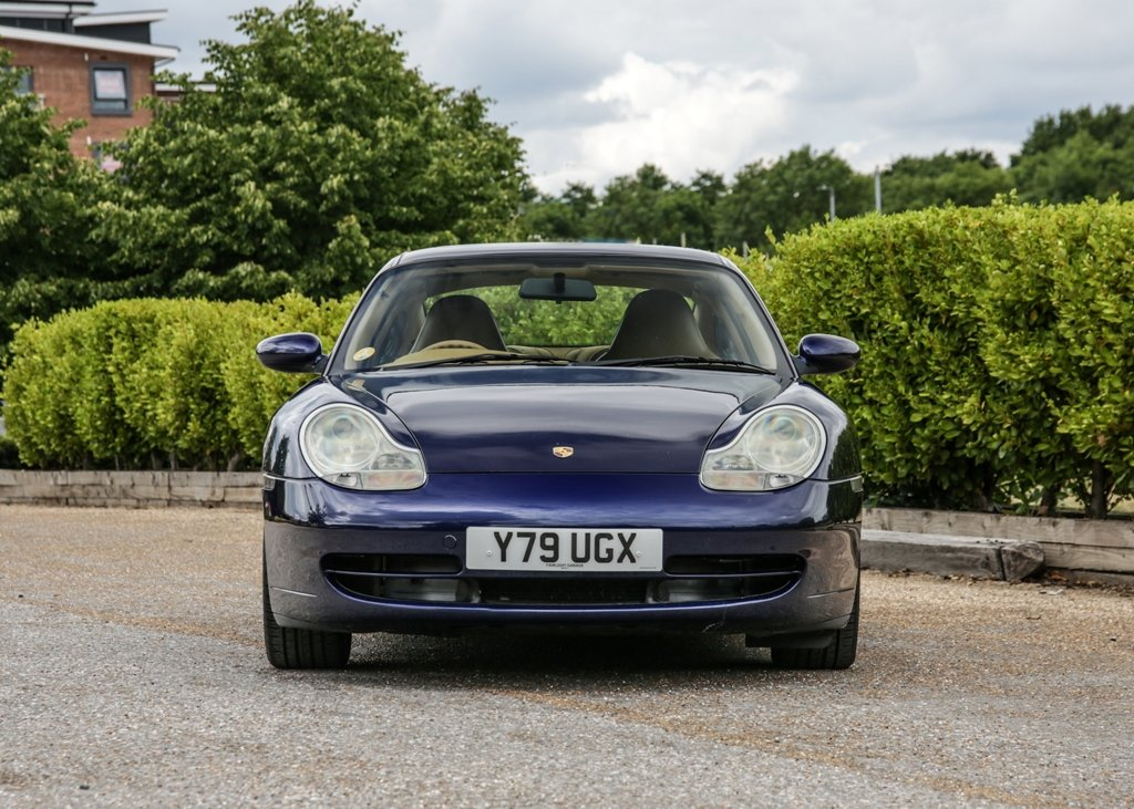 2001 Porsche 911  996 Carrera Tiptronic S SOLD by Auction (picture 1 of 6)