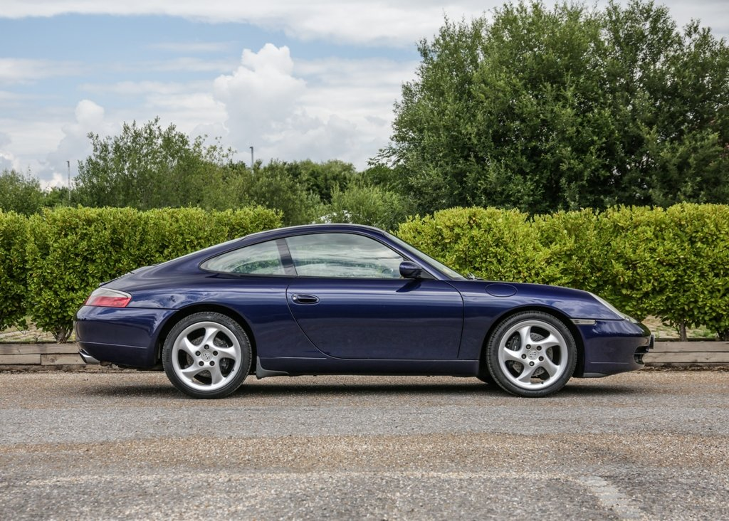 2001 Porsche 911  996 Carrera Tiptronic S SOLD by Auction (picture 2 of 6)