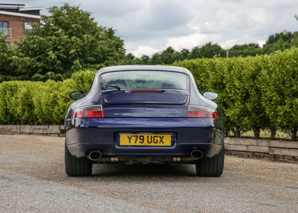2001 Porsche 911  996 Carrera Tiptronic S SOLD by Auction (picture 3 of 6)