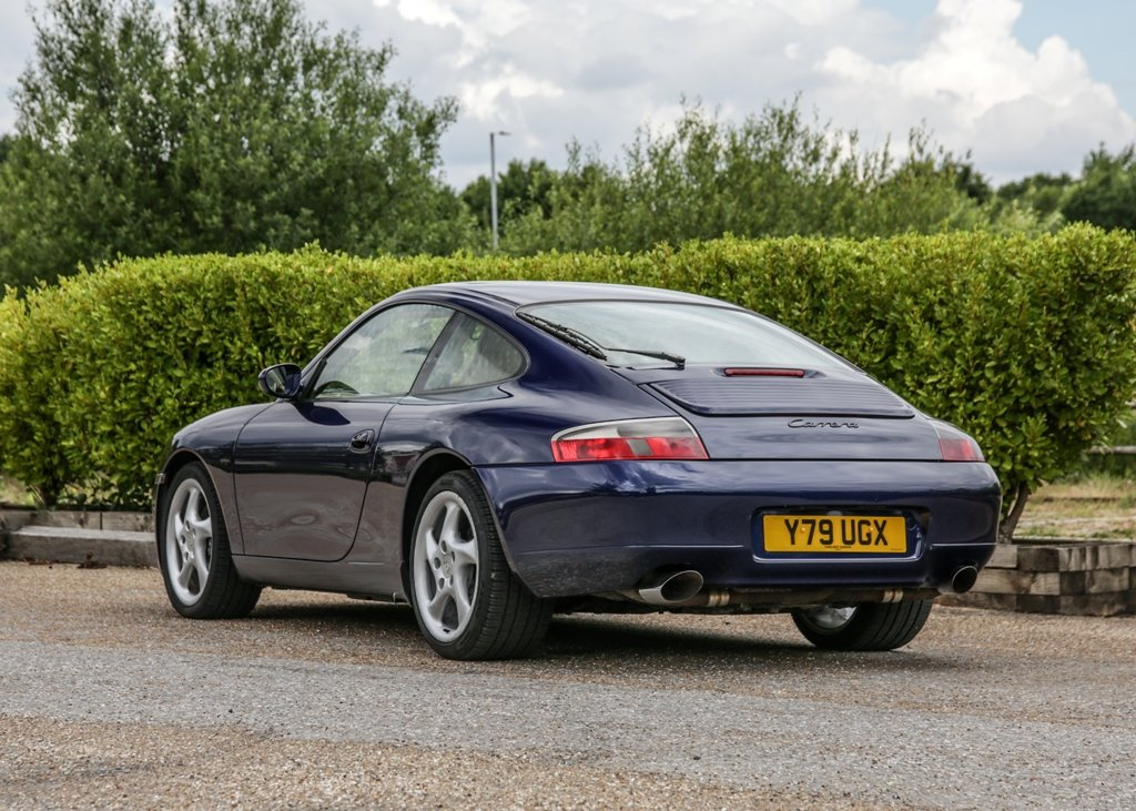 2001 Porsche 911  996 Carrera Tiptronic S SOLD by Auction (picture 4 of 6)