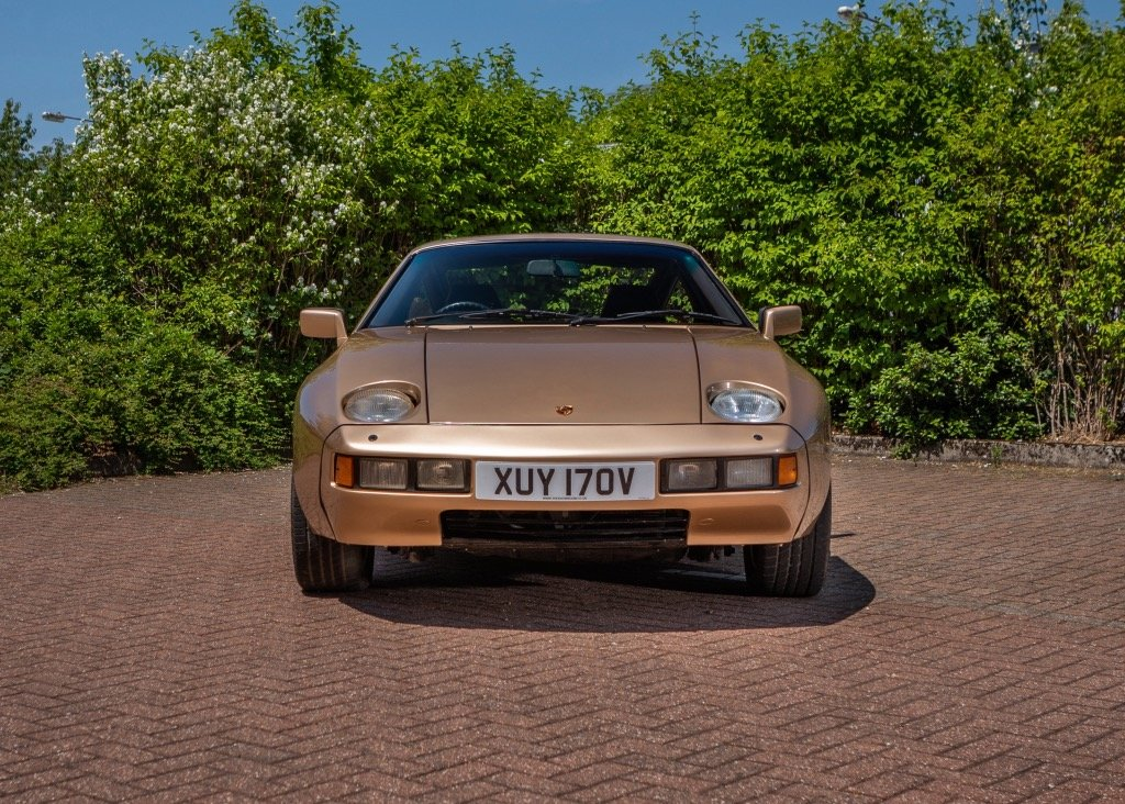 1979 Porsche 928 SOLD by Auction (picture 1 of 6)