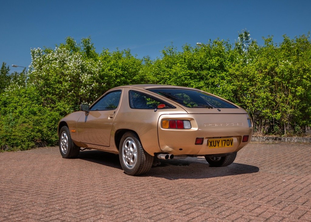 1979 Porsche 928 SOLD by Auction (picture 2 of 6)