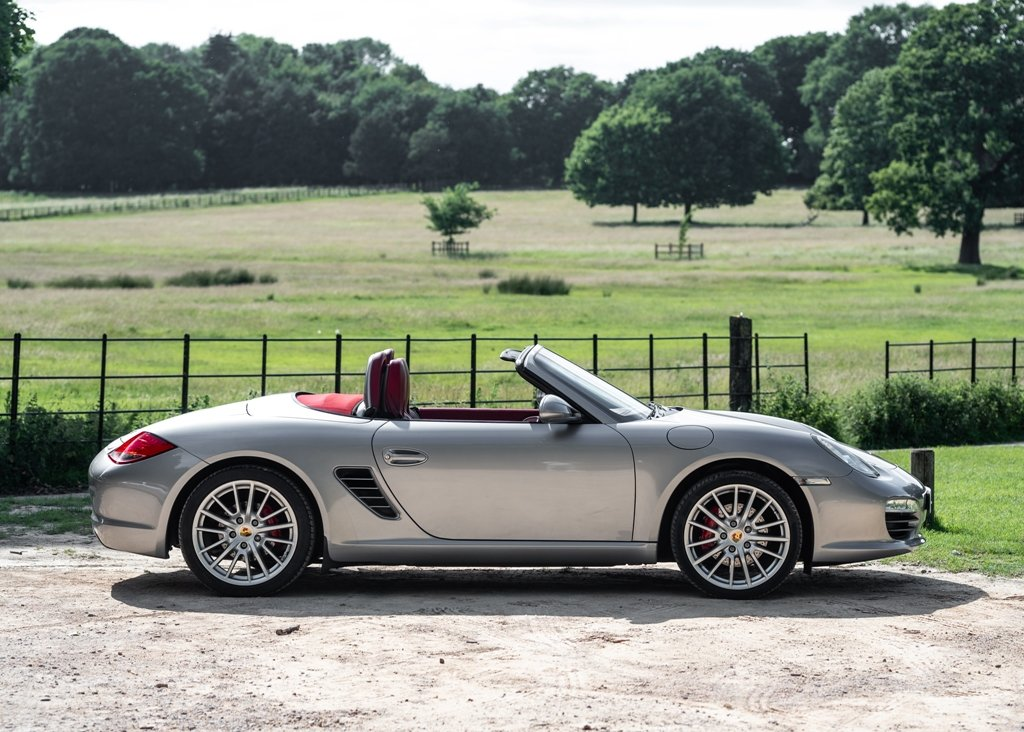 2010 Porsche 987 Boxster S (Gen.II) SOLD by Auction (picture 1 of 6)
