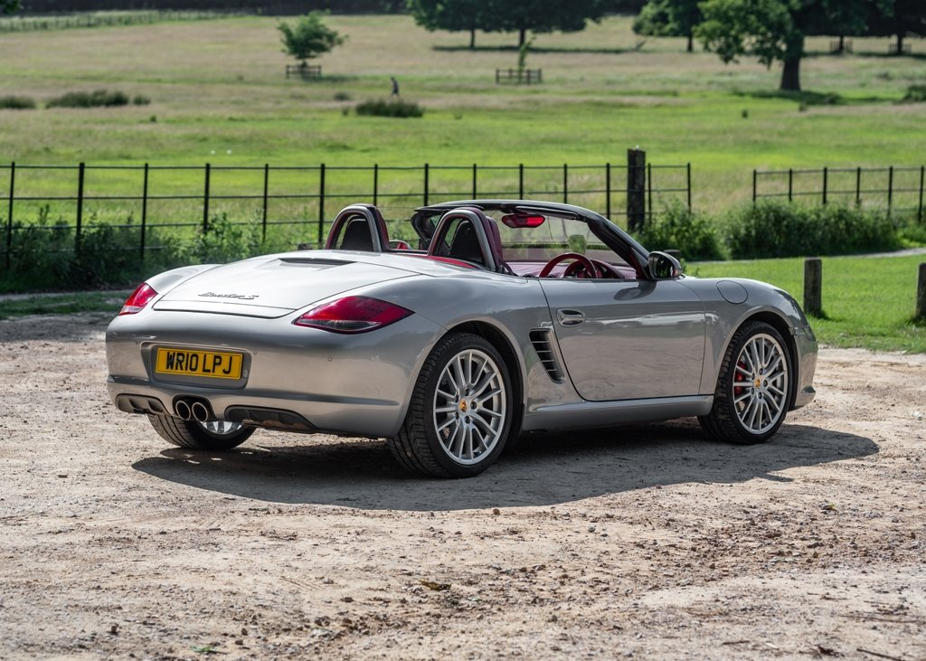 2010 Porsche 987 Boxster S (Gen.II) SOLD by Auction (picture 2 of 6)