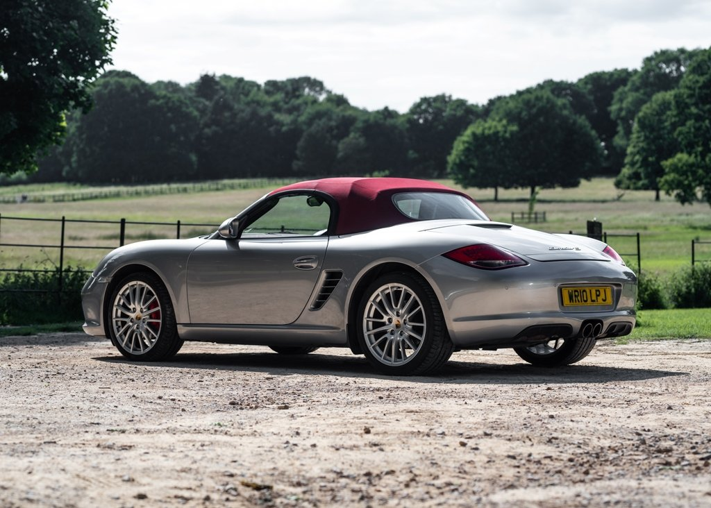 2010 Porsche 987 Boxster S (Gen.II) SOLD by Auction (picture 3 of 6)