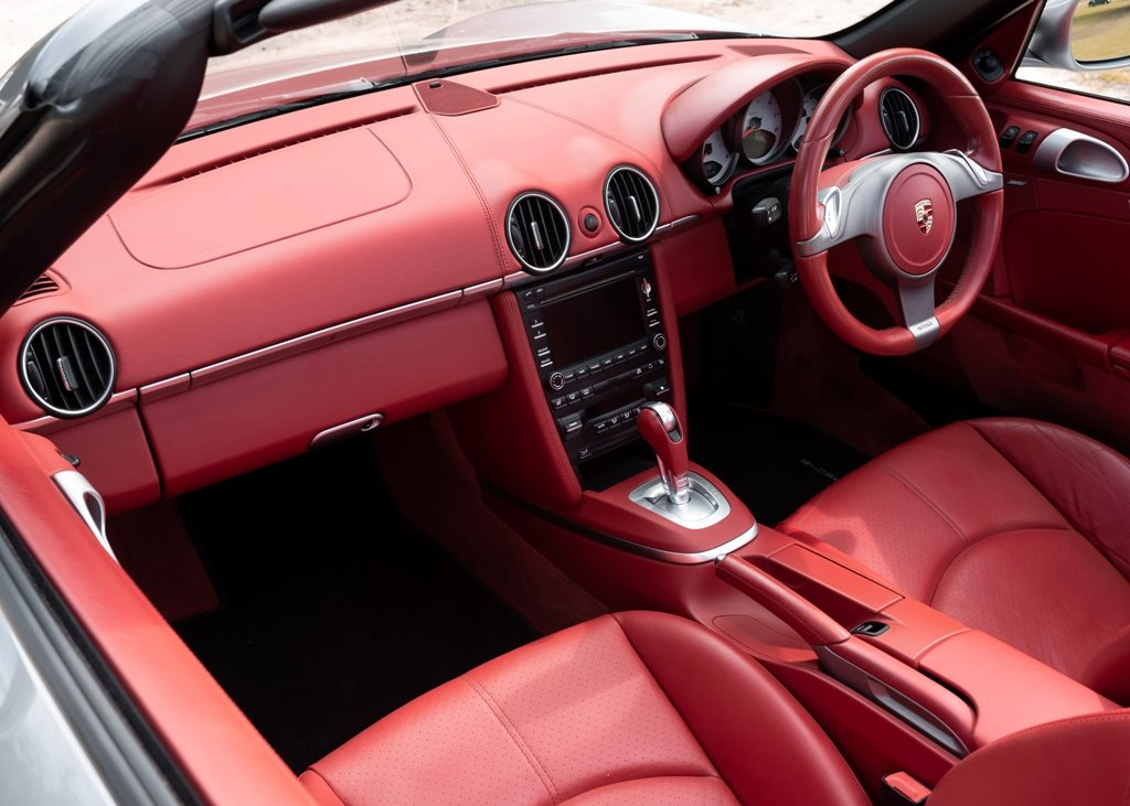 2010 Porsche 987 Boxster S (Gen.II) SOLD by Auction (picture 4 of 6)
