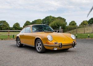 1972 Porsche 911E 2.4 Litre For Sale by Auction
