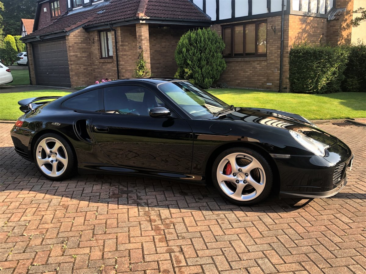 2002 Porsche 996 Turbo Low Mileage Gen 2 X50 For Sale (picture 1 of 6)