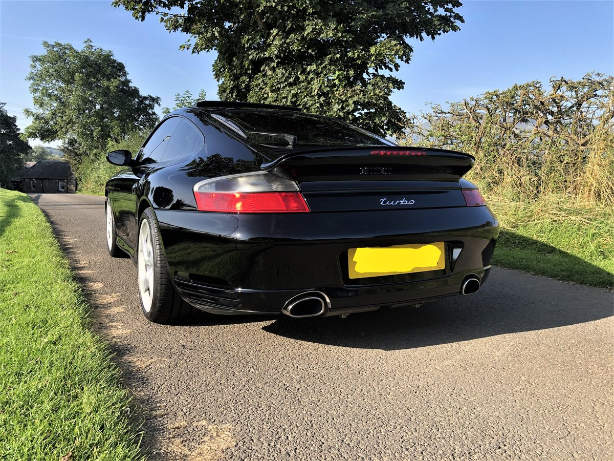 2002 Porsche 996 Turbo Low Mileage Gen 2 X50 For Sale (picture 2 of 6)