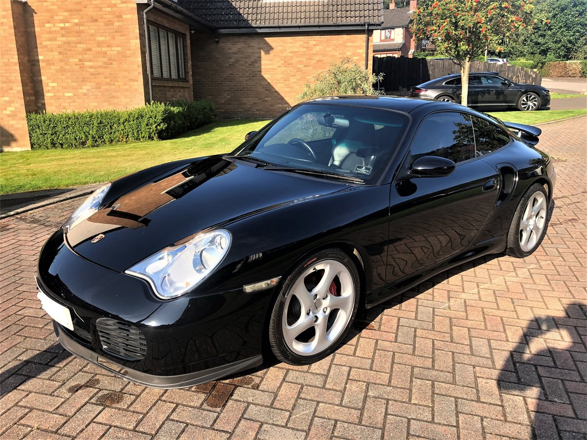 2002 Porsche 996 Turbo Low Mileage Gen 2 X50 For Sale (picture 3 of 6)