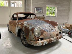 1956 Porsche 356 A