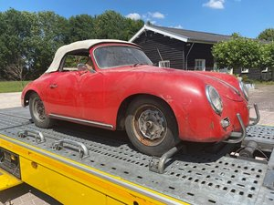 Picture of 1956 Porsche 356 A Convertible, SOLD