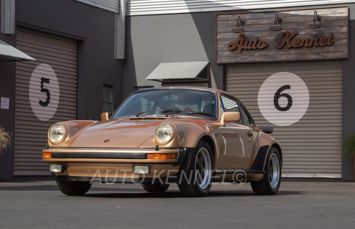 1977 Porsche 911 Turbo 930 PTS #'s Match Low Miles For Sale (picture 2 of 6)