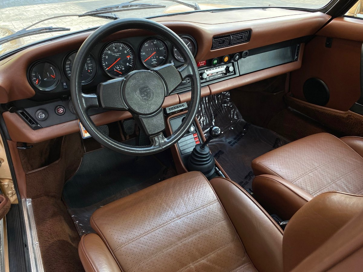 1977 Porsche 911 Turbo 930 PTS #'s Match Low Miles For Sale (picture 3 of 6)
