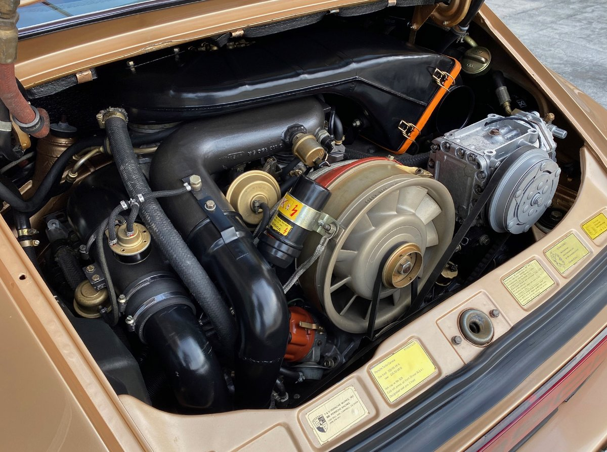 1977 Porsche 911 Turbo 930 PTS #'s Match Low Miles For Sale (picture 4 of 6)